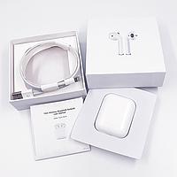 I5000 TWS. Беспроводные Bluetooth наушники точная копия второго поколения. Чип Rhoda, фото 1