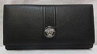 Женский кошелек классический кожаный., фото 1