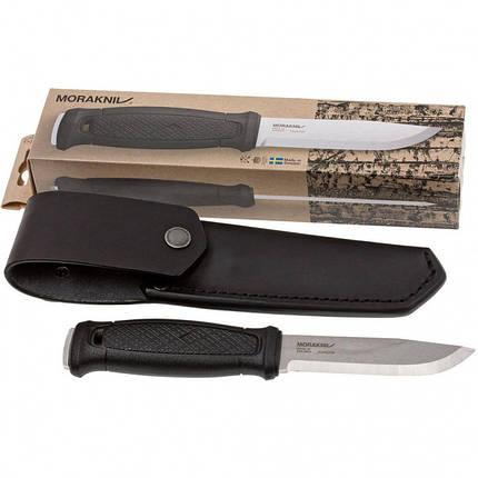 Нож Mora Garberg + кожанные ножны Morakniv (12635), фото 2