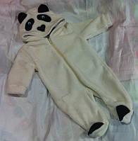 Человечек Белая Панда махра