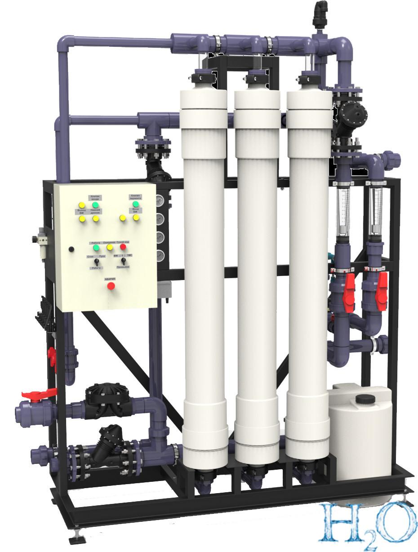 Система ультрафильтрации Toray UFS 172T-S