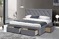 Ліжко BETINA 160 Halmar, фото 1