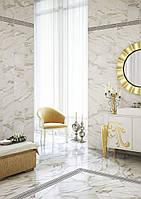 Плитка Интеркерама Алон 23x50 светло-серый