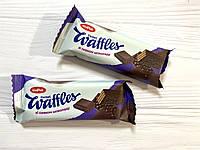 Вафельная конфета свит вафель (sweet waffles) шоколад 3 кг