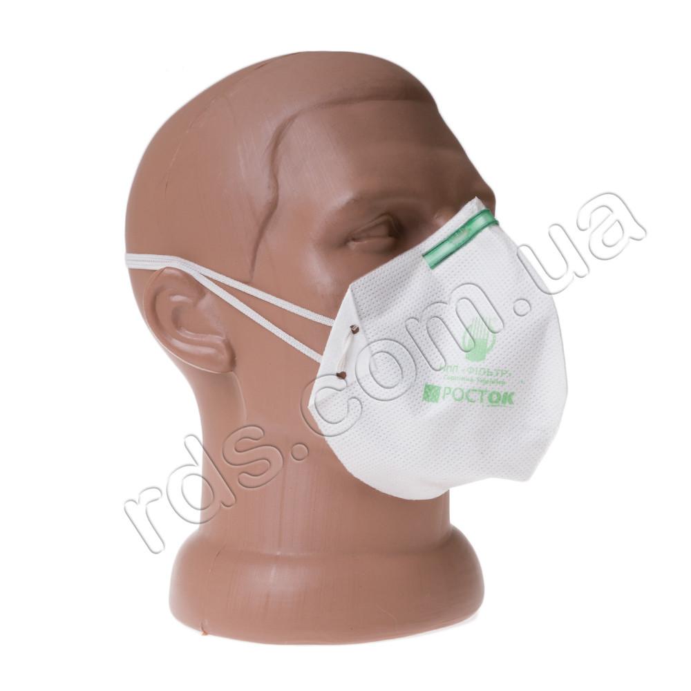 Пылезащитный респиратор росток 3п