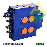 Гидрораспределитель Р-100 (2 канала слива)
