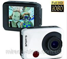 Екшн-камера F40 Sportscam Full HD 1080P, фото 2