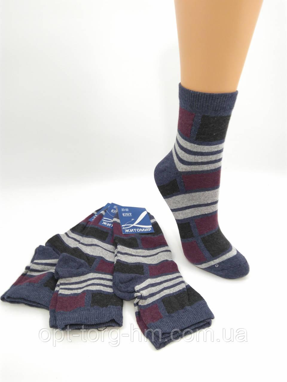 Подростковые носки 20-22 (32-36)