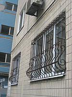 Изготовим кованые оконные решетки Днепропетровск, фото 1