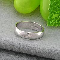 Серебряное Обручальное кольцо 1198 вес 3.6 г размер 18.5