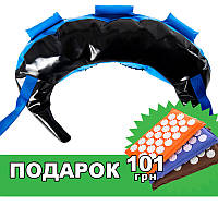 Болгарский мешок 20 кг черно-синий