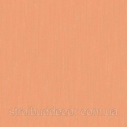 Обои бумажные акриловые (пенообои) однотонные  0,53*10,05 Слобожанские персик