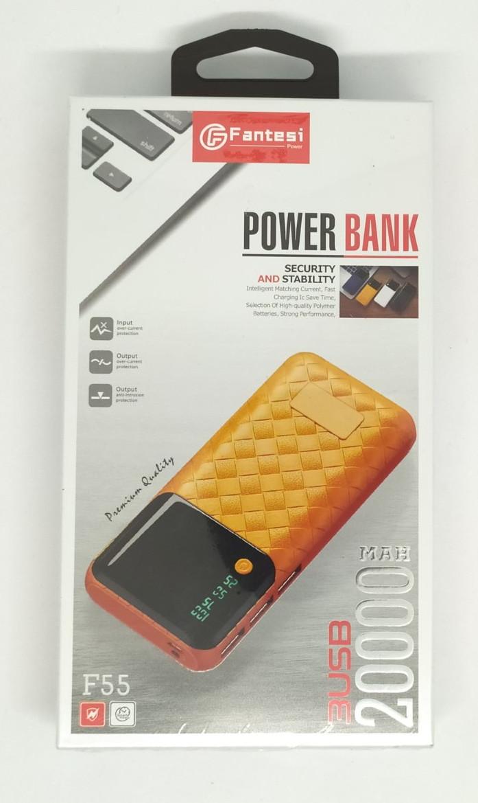Power Bank FANTESI F55 20000mAh