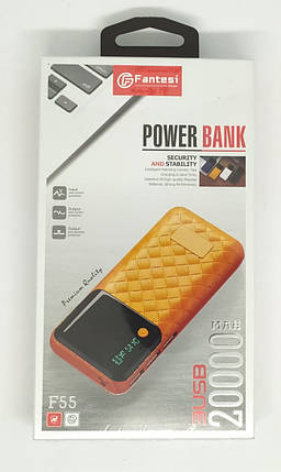 Power Bank FANTESI F55 20000mAh, фото 2