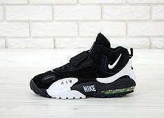 Мужские кроссовки Nike Air Max Speed Turf Black White. ТОП Реплика ААА класса.