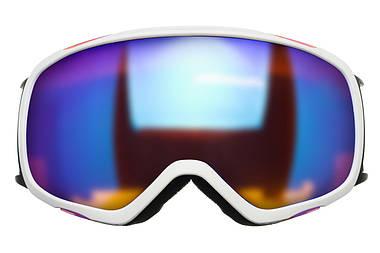 Маска гірськолижна Axon 90512 Swing White 3, фото 2