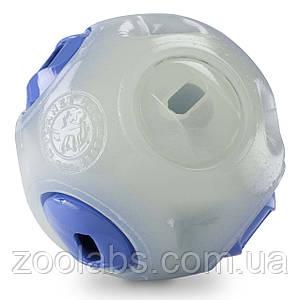 Мячик-свисток для собак   Planet Dog Whistle Ball 6 см