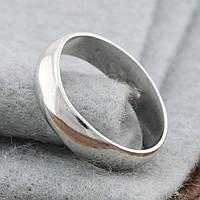 Серебряное Обручальное кольцо 1198 вес 3.6 г размер 22