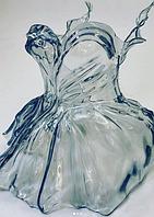 Сукня із скла