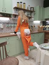 Піжама з кишенею на попі Попожама, фото 3