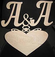 Свадебный декор  подвеска