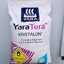 Добриво KRISTALON 7,5-12-36 SCARLET (25 кг)