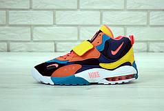 Мужские кроссовки Nike Air Max Speed Turf Multiсolor. ТОП Реплика ААА класса.