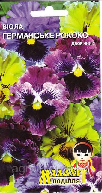 Семена цветов цветов Василёк