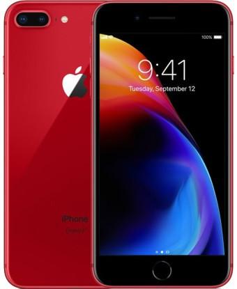 Смартфон Apple iPhone 8 Plus 64GB Red, Гарантія 12 міс. Refurbished