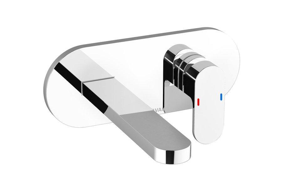 Смеситель для умывальника Ravak Chrome скрытого монтажа (R-box входит в стоимость) CR 019.00