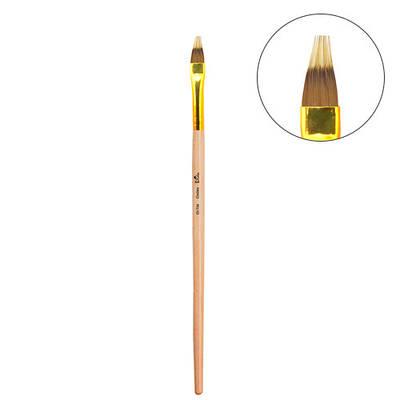 Кисть для дизайна ногтей Ombre Divia - Di714