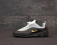 Мужские кроссовки Nike Air Max Axis. Black Grey . ТОП Реплика ААА класса., фото 2
