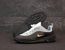 Мужские кроссовки Nike Air Max Axis. Black Grey . ТОП Реплика ААА класса., фото 3