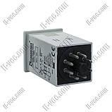 Цифровое многофункциональное реле времени EMAS RZ1D1S-2, 24V AC/DC, 2A/250VAC, фото 2