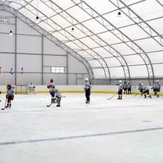 Хоккейные корты