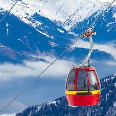 Обладнання для гірськолижної інфраструктури