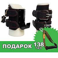 Гравітаційні (інверсійні) чобітки NEW AGE Чорний