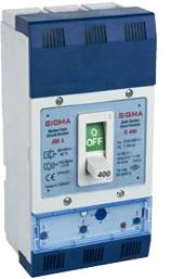 Корпусной автоматический выключатель 1000 А ампер 70 кА в литом корпусе Европа 1000а цена купить