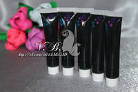 Акриловая краска Starlet, черная 12мл