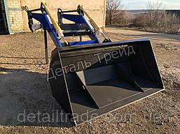 Фронтальный погрузчик КУН на трактор МТЗ, ЮМЗ, Т-40.