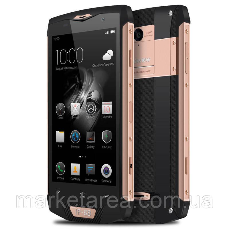 Телефон Blackview BV8000 Pro gold 6/64 гб
