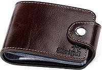 Холдер горизонтальный Shvigel 13914 кожаный Коричневый, фото 1