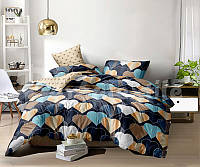 Комплект постельного белья семейный, бязь (100% хлопок)