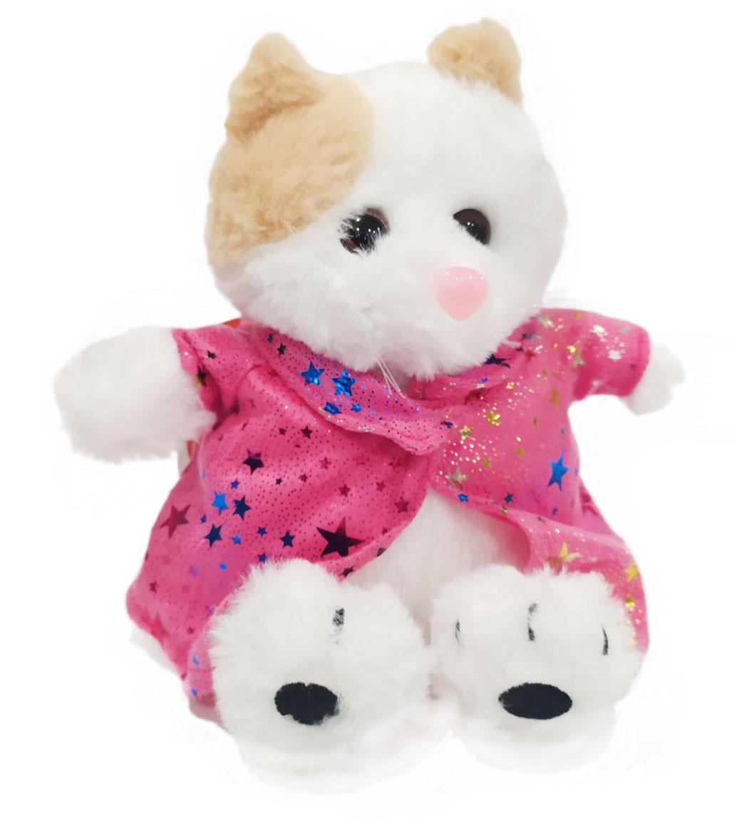 """Мягкая игрушка """"кошка Мурка"""" 25437-91 Копица"""