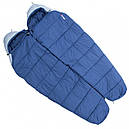 Мешок спальный Red Poin Nevis L right (235х90х60см), синий, фото 3