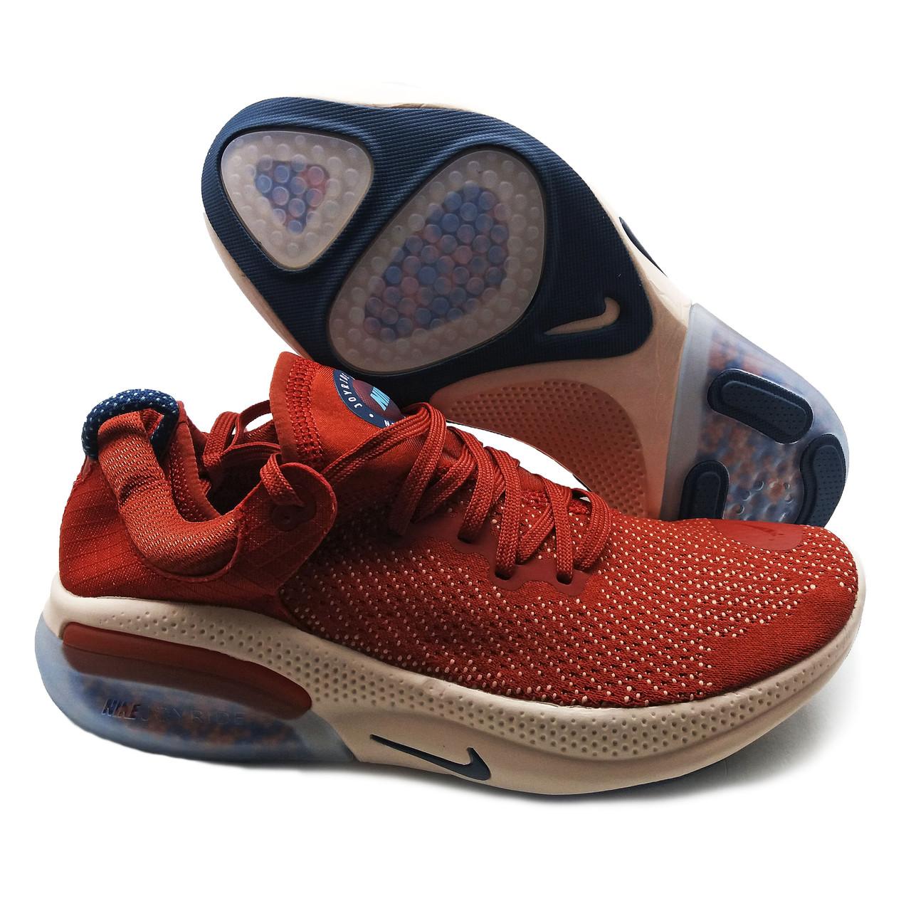 Кроссовки похожие на Nike Joyride Run Flyknit Красные