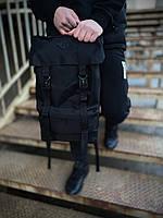 Рюкзак Camping Мужской черный, Рюкзак для ноутбука