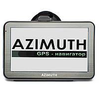 Автомобильный GPS Навигатор Azimuth B55 Plus + IGO PRIMO TRUCK Грузовик