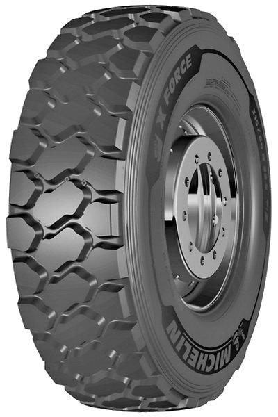 Шина 13R22.5 Michelin X FORCE ZH TL 154/150G VM
