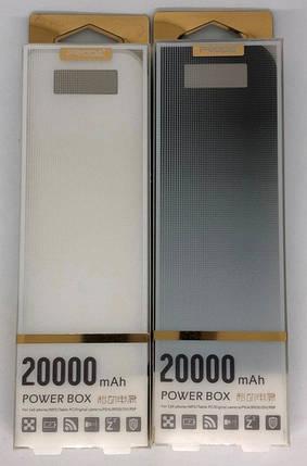 Power Bank REMAX 20000mAh, фото 2
